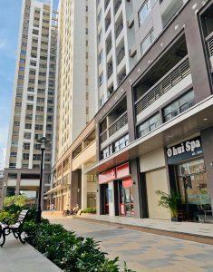 Shophouse dự án căn hộ Richstar Hòa Bình