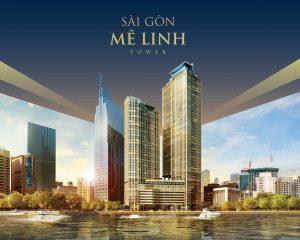 Dự án căn hộ hạng sang Saigon Mê Linh Tower đường Hai Bà Trưng quận 1