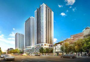 Dự án căn hộ The Park Avenue của chủ đầu tư Novaland trên đường 3/2 quận 11