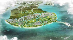Dự án Marina City tại Cần Giờ